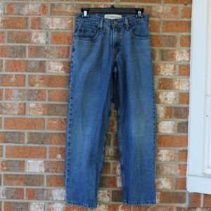 Boy's Levi's 550 Relaxed Size 16